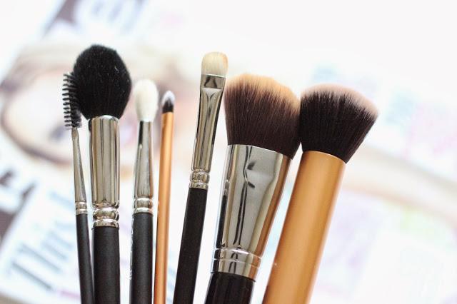 Makeup Brushes, Beauty, MAC