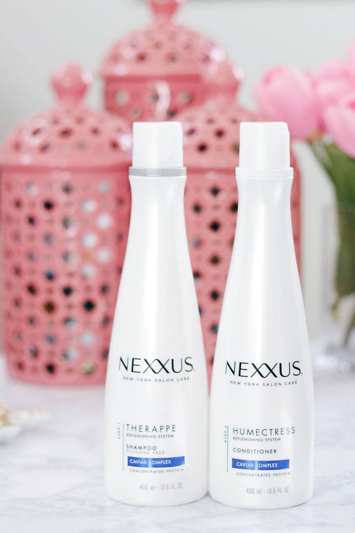 Get-smooth-and-healthy-hair-thanks-to-Nexxus-Replenishing-System.-You-can-now-find-the-Nexxus-Replenishing-System-at-your-local-Sam's-Club-Makeup-Life-and-Love