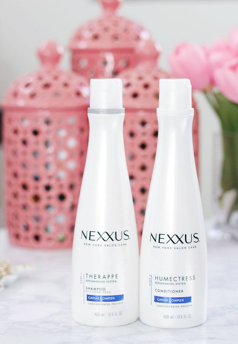 Get smooth and healthy hair thanks to the Nexxus® Replenishing System. You can now find the Nexxus® Replenishing System at your local Sam's Club- Makeup Life and Love