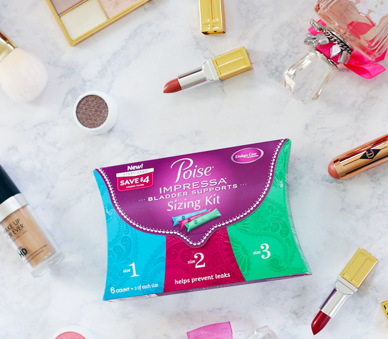 Time to make memories and laugher without fear of SUI. Find out how Poise Impressa is changing the way women live NOW. Keep Reading and see why you NEED Poise Impressa in your life NOW! #TryImpressa - Makeup Life and Love