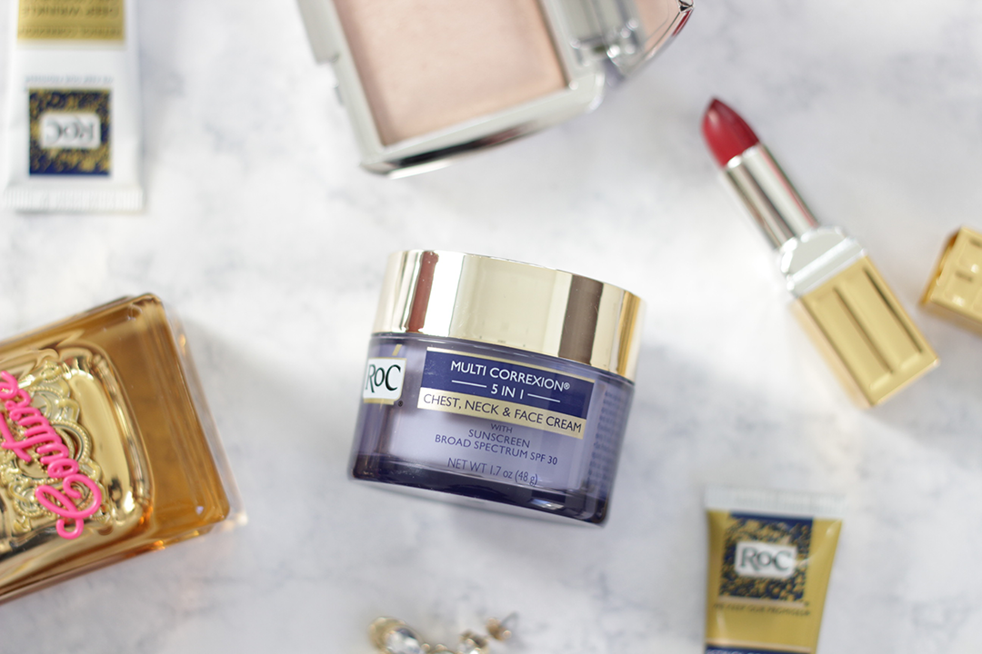 Time to take on the world and feel your best with these 3 easy tips to Looking and Feeling your best thanks to RoC Retinol. Find out how Jamie is stepping up her skincare game with a bit of help from RoC Retinol - Makeup Life and Love- #ad-#WomenWhoRoC