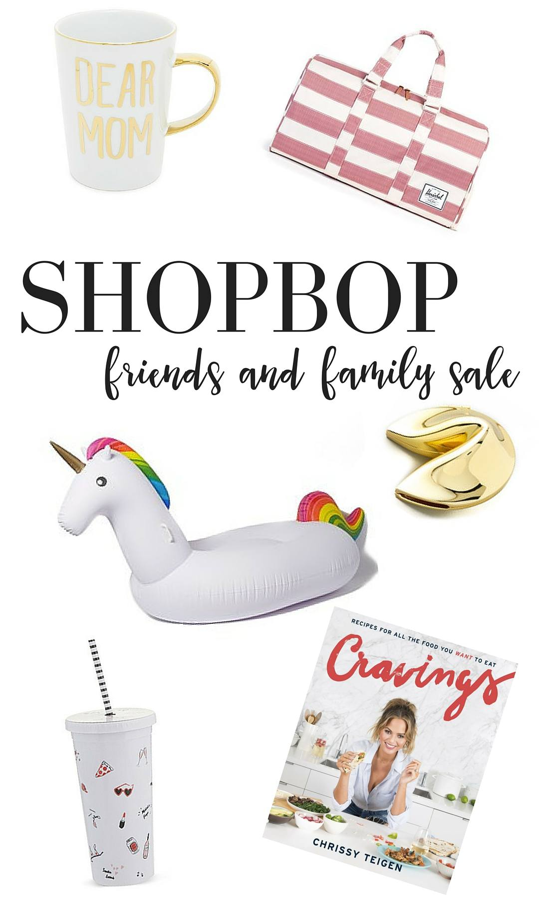 Get your wallets ready because the Shopbop Friends and Family sale is starting now. Save 25% off both SALE and FULL price items using code: INTHEFAM at the checkout. - Shopbop- Makeup Life and Love