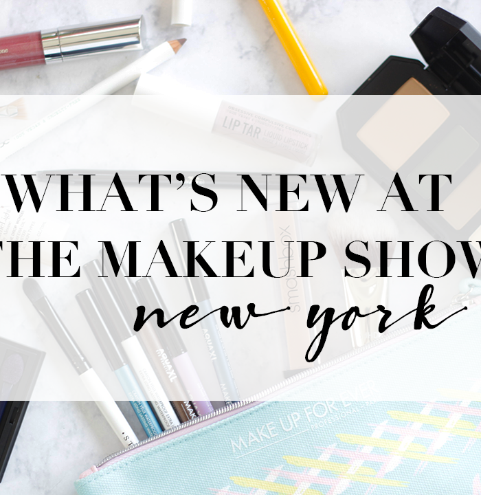 The Makeup Show NYC is coming to town and some MAJOR things are being launched. Keep reading to see what awesome new products will be making their debut at The Makeup Show NYC- Makeup Life and Love