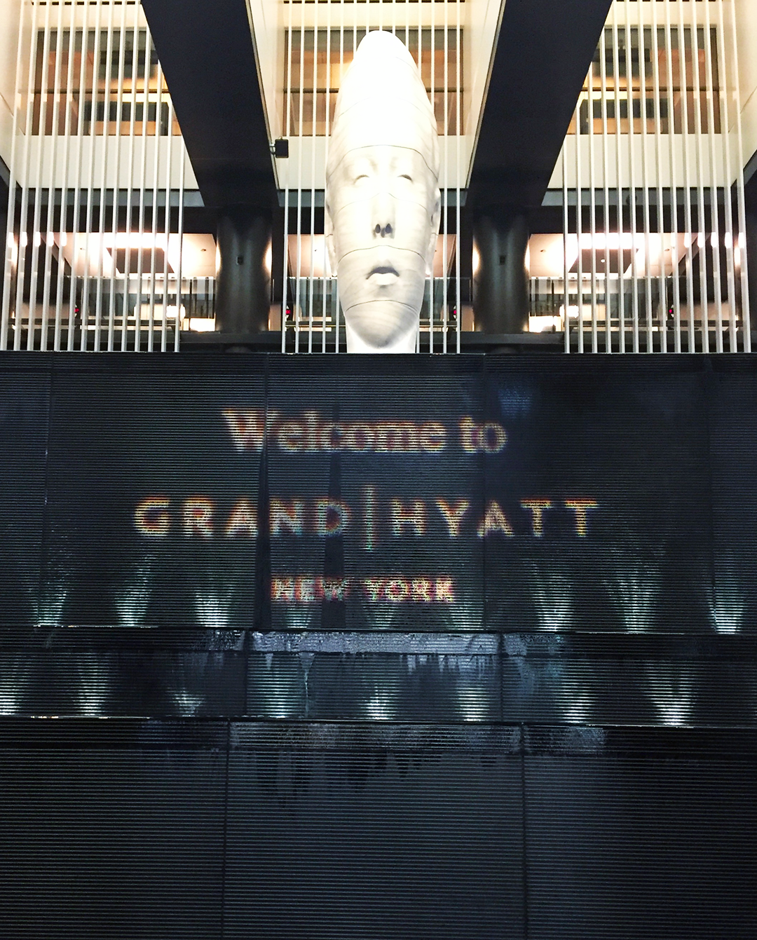 Heading to New York City? Check out Jamie's Living Grand experience at the Grand Hyatt New York- #LivingGrandNYC- #LivingGrand- #InAHyattWorld- Makeup Life and Love- Grand Hyatt NYC