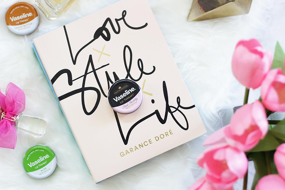 Vaseline Pink Bubbly Tins- Vaseline Lip Tins-Makeup Life and Love