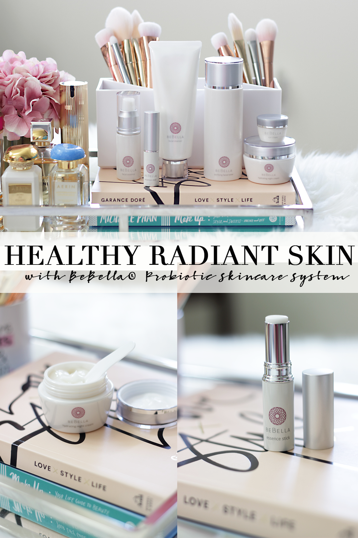 Probiotics in skincare? Yep, its a thing now and seriously it's what unicorns are made of. Find out more about what all probiotic technology in skincare can do today and how you should incorporate them now. - Makeup Life and Love- BeBe and Bella Skincare- BeBella- Probiotics