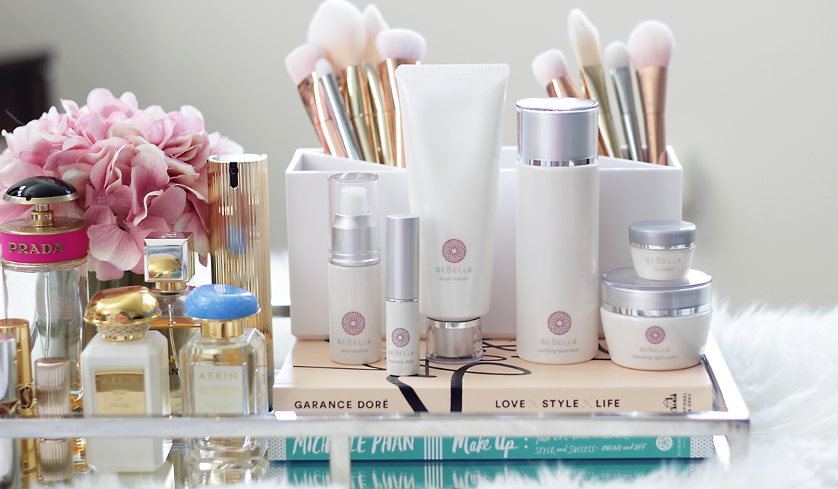 Probiotics in skincare? Yep, its a thing now and seriously it's what unicorns are made of. Find out more about what all probiotics in skincare can do today and how you should incorporate them now. - Makeup Life and Love- BeBe and Bella Skincare- BeBella- Probiotics