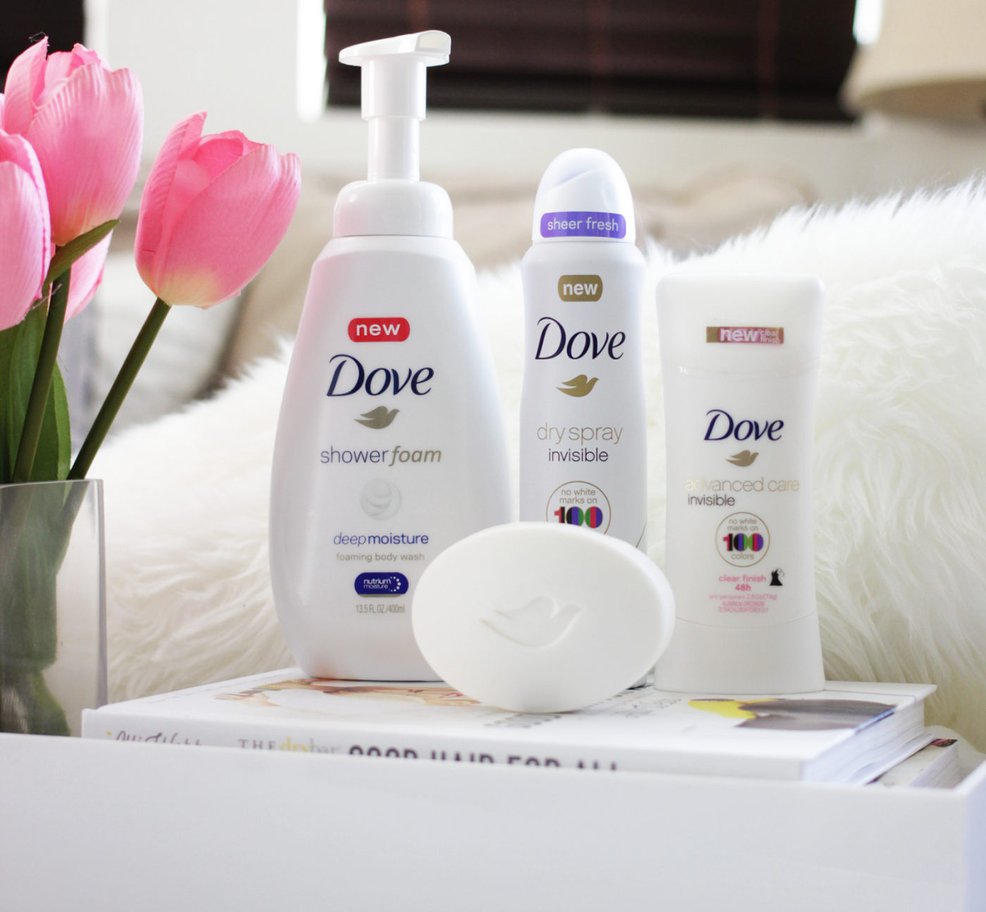 If I am being completely honest I am no longer a morning person, today's post is all about those good vibes and 9 easy tips on how to jumpstart your morning effectively with a bit of help from Dove.