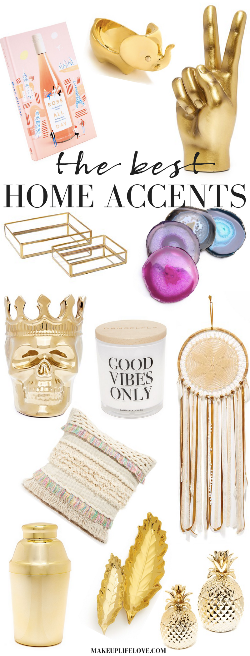Looking to add a bit of new decor to your home? I rounded up the BEST home accents that are currently on sale now.