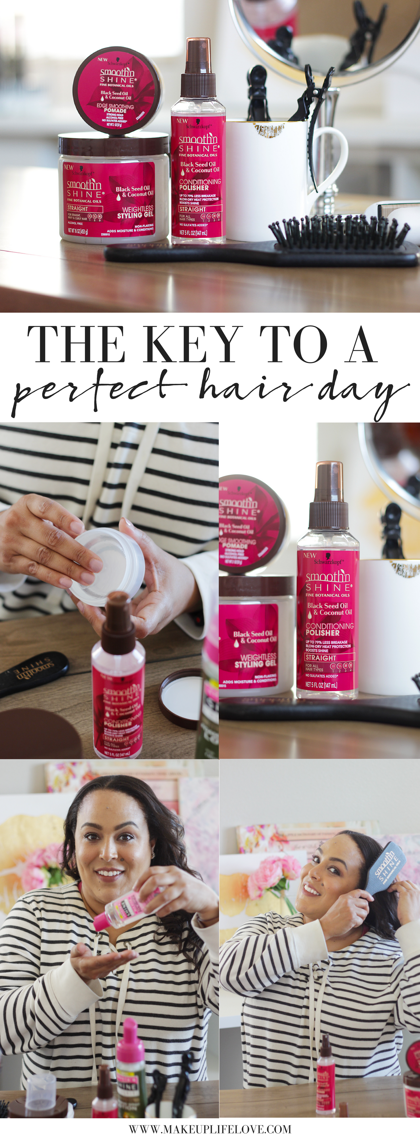 If we are being honest, most of us often wish for those perfect hair days, right? But what if I told you that you CAN have that perfect hair day with SUPER affordable products? Curious what it is?