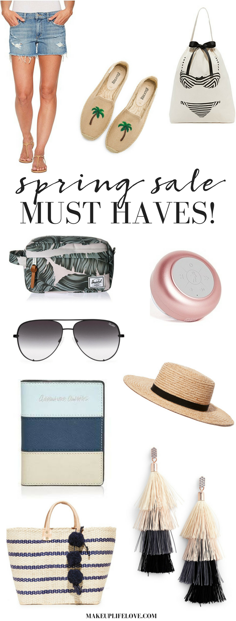 Oh how I have been counting down the days until the perfect sale of the Spring Season. Curious what you need to get summer vacation ready? Keep reading to see what I am grabbing at the Shopbop Spring Sale…