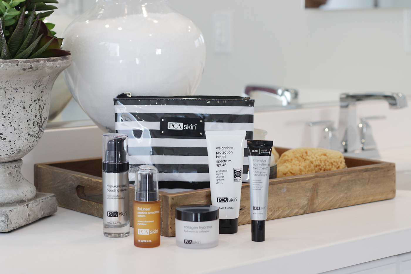Looking to upgrade your anti-aging routine? Los Angeles Skincare Blogger Makeup Life and Love partnered with PCA Skin to bring you the best anti-aging starter kit ever! See it HERE!!