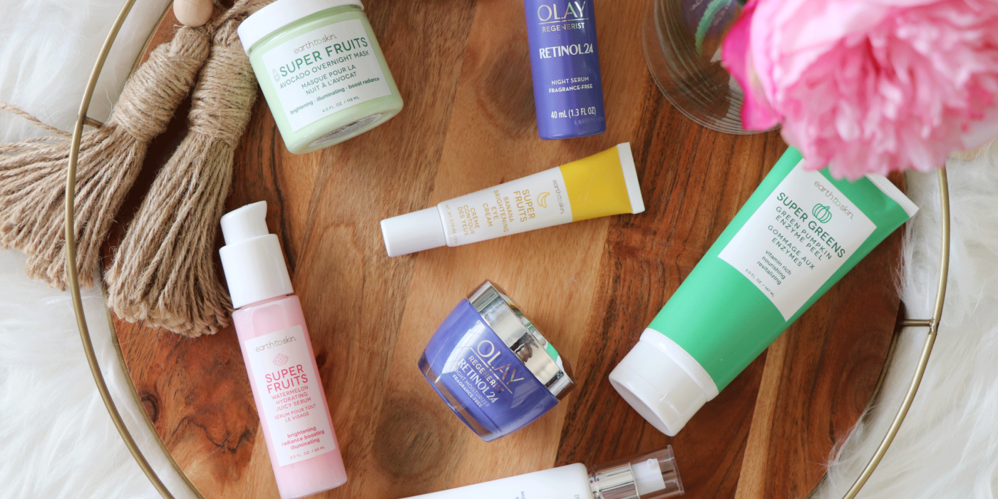 Looking for the perfect yet affordable Anti-Aging Skincare Routine? Skincare blogger Makeup Life and Love is sharing her top affordable finds at Walmart for under $100 here!