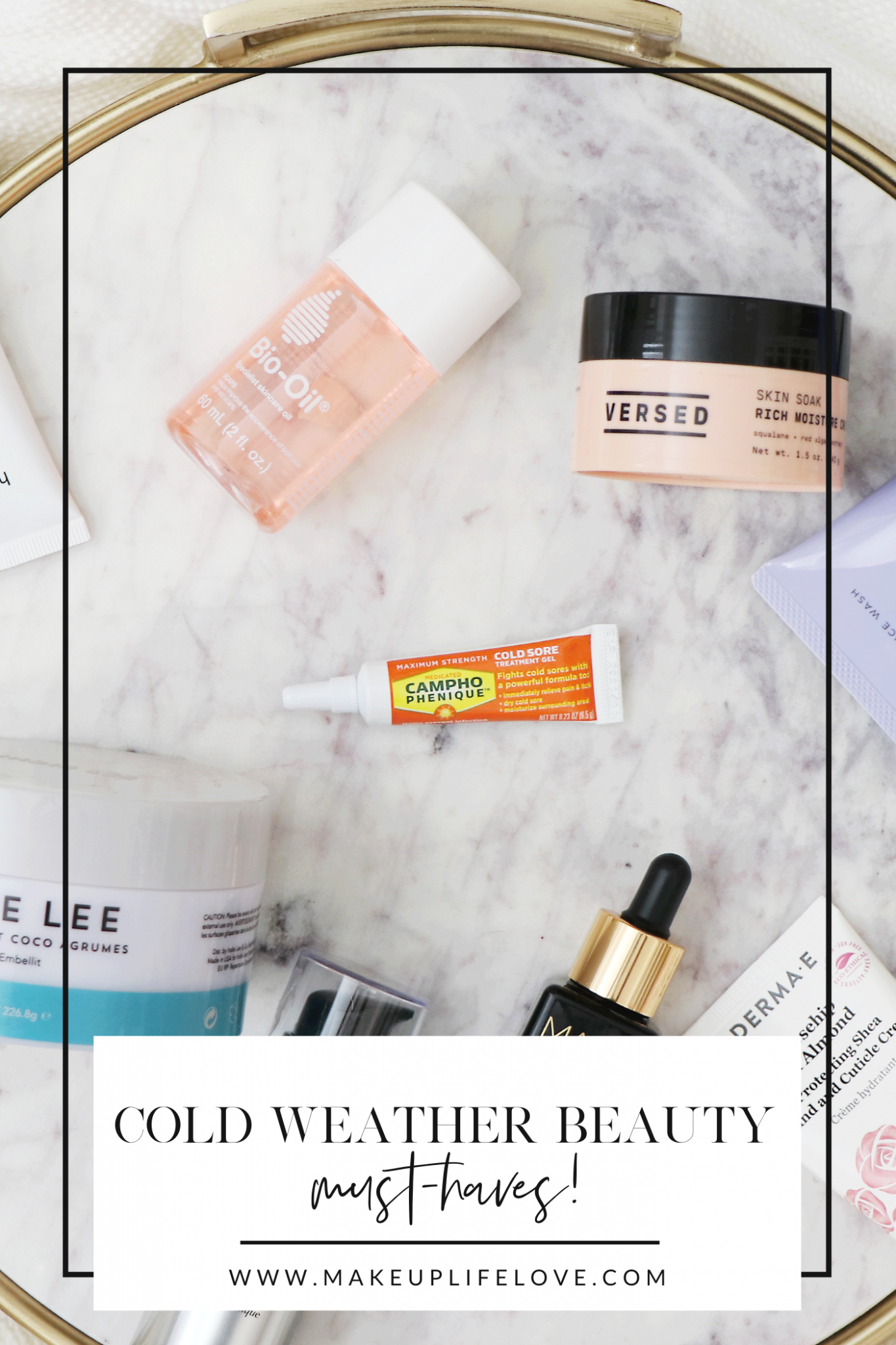 Looking to be prepared for cold weather this year? Los Angeles Blogger Jamie Lewis is sharing her top tips to stay hydrated and cold sore free with her cold weather beauty must haves here!