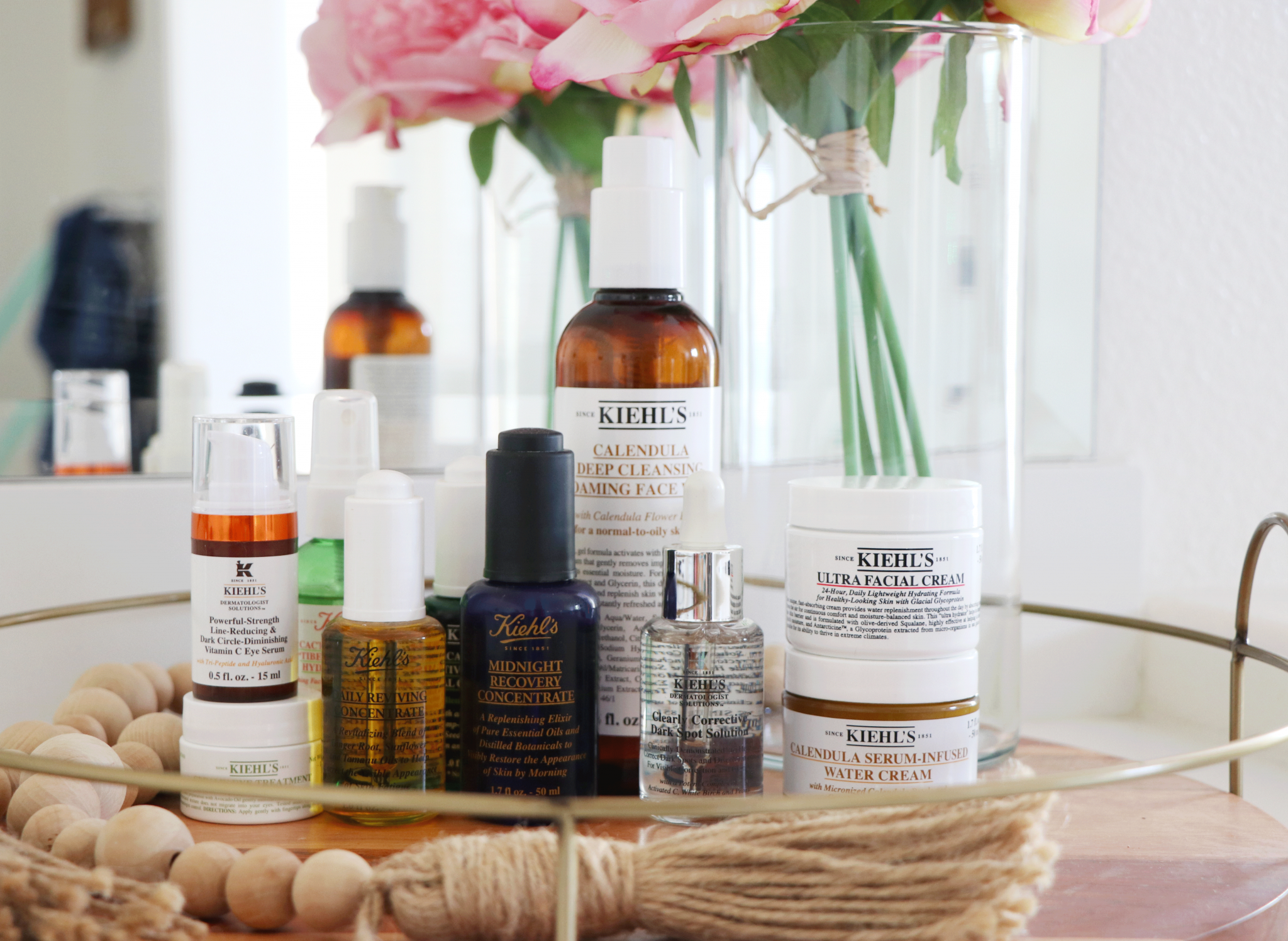 Looking for a few of the best Kiehl's products? Los Angeles Blogger Jamie Lewis is sharing her top 5 Kiehl's must-haves HERE!