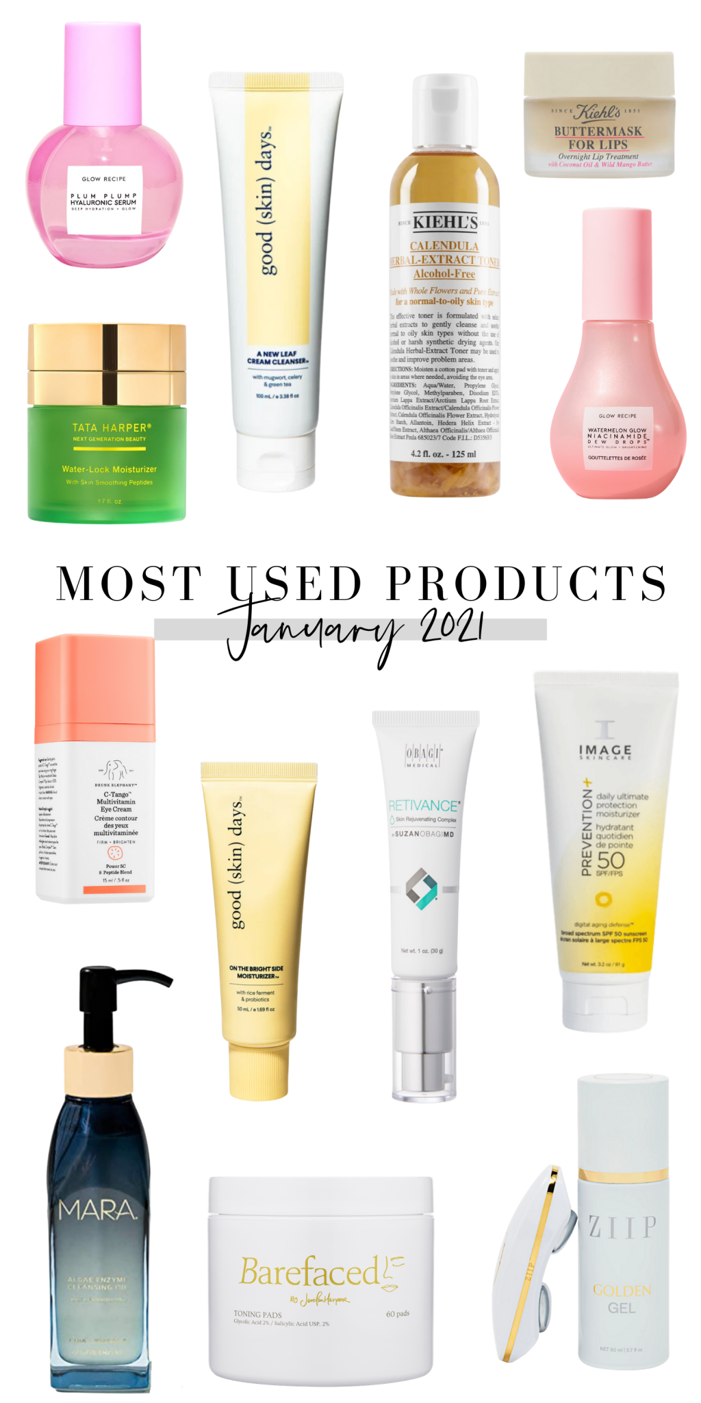 Looking to upgrade your beauty regimen? Los Angeles blogger Jamie Lewis is sharing her most used products of the month here!