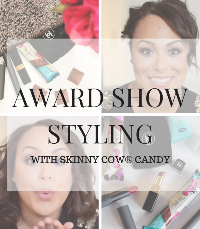 Awards- Awards Show- Awards Season- MakeupLifeLove-Skinny-SkinnyCow-Candy-Truffles