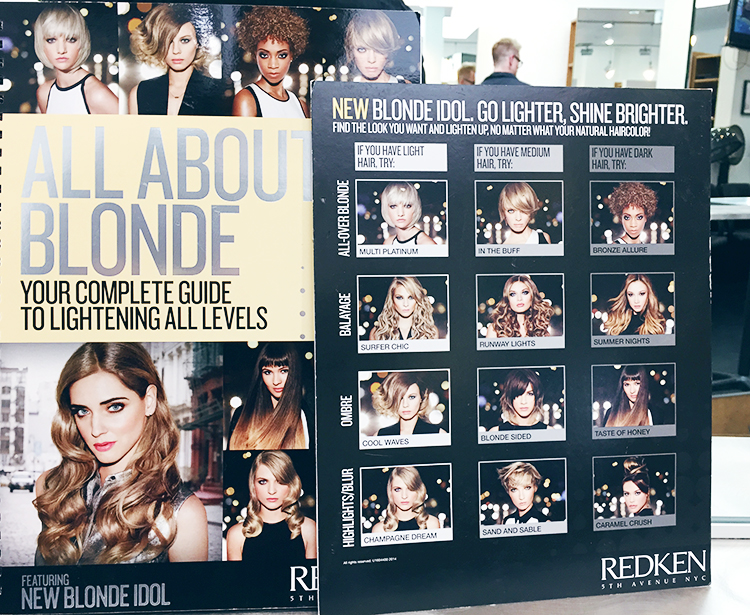 Going Blonde With Redken Blonde Idol Redkenblonde Makeup Life And Love