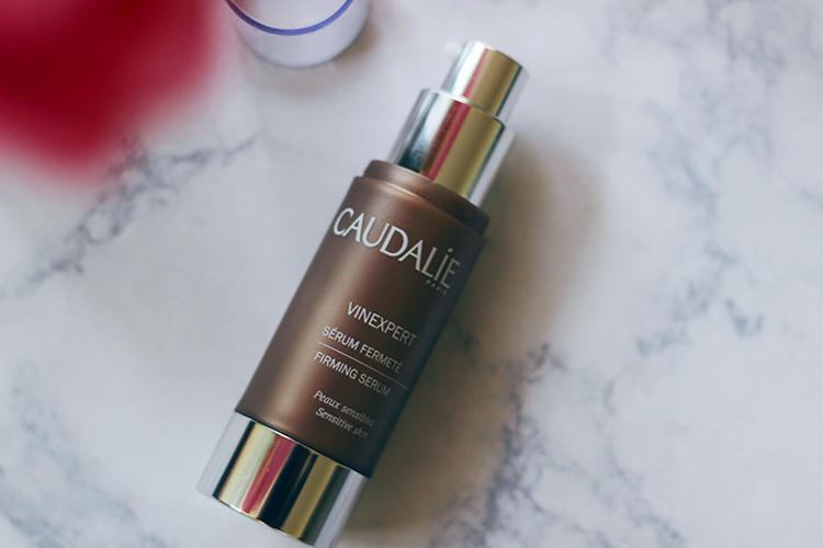 Caudalie -Firming Serum- Skincare- Curious about a quick and effective way to firm your skin? Head over to Makeup Life and Love and see how Caudalie Vinexpert Firming Serum is chaining the anti-aging game.