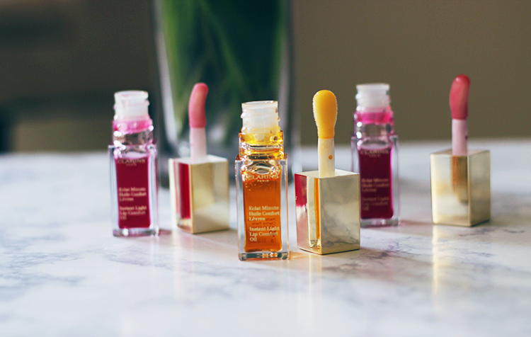 Clarins-Clarins Instant Light-Clarins Instant Light Lip Oil- Clarins Oil