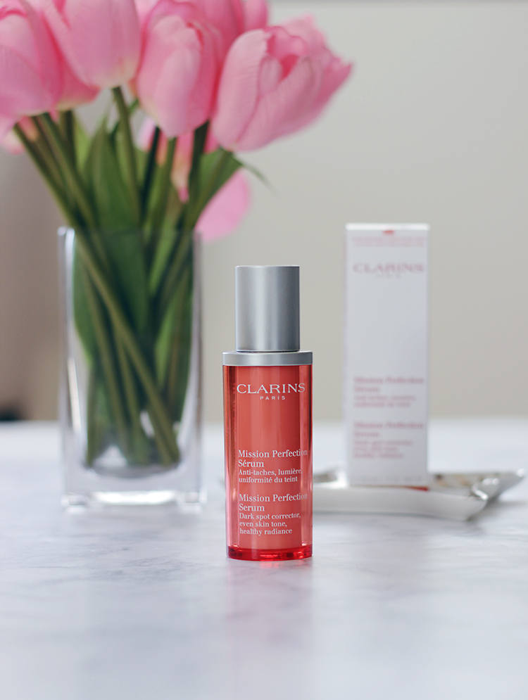 On a mission for radiant skin? Then Clarins Mission Perfection Serum is your new BFF. The Clarins Mission Perfection Serum will change your skin in moments.- http://www.makeuplifelove.com | Makeup Life and Love- Clarins Mission Perfection Serum- http://www.makeuplifelove.com - Clarins Mission Perfection Serum