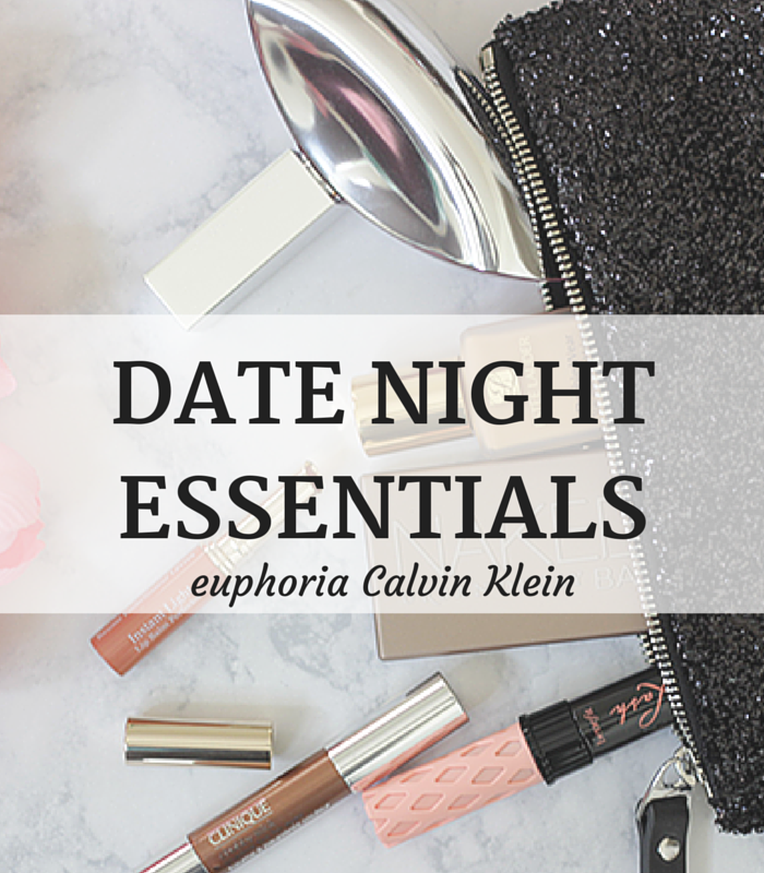 Date Night-euphoria Calvin Klein-euphoria-Clavin Klein-beauty-essentials