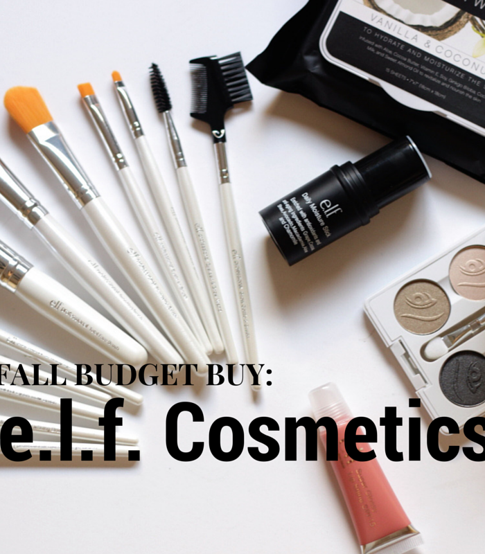 Fall Budget Beauty- Elf Cosmetics-beauty-makeup-MakeupLifeLove