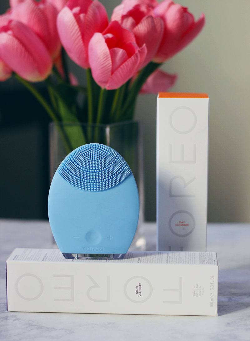 Time to step up your cleanser game thanks to the newest launches by FOREO. The FOREO day and night cleansers will seriously ROCK your world.