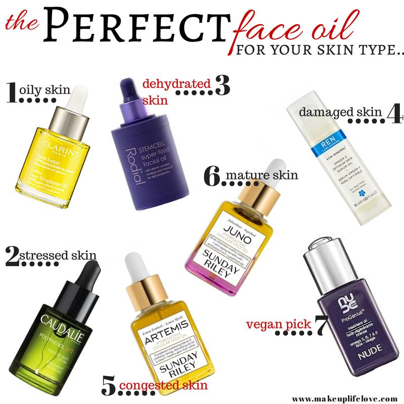 Face-Oil-Skin-Types-Rodial-NUDE-SundayRiley-Caudalie-REN