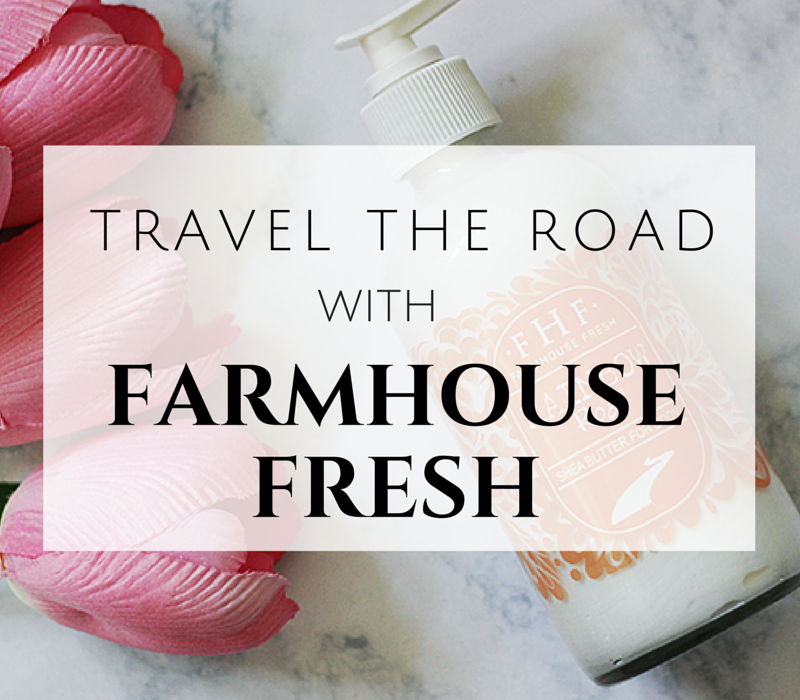 FarmHouse-Fresh- Rainbow Road- Body lotion- Tropical-Beach