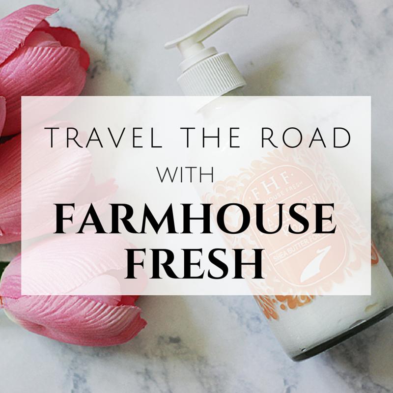 FarmHouse-Fresh- Rainbow Road- Body lotion- Tropical-Beach