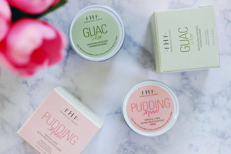 Get your skin fall worthy with a bit of help from FarmHouse Fresh. Grab a bit of the Marshmallow Melt Skin Balm to hydrate your skin and the Guac Star and Pudding Apeel to get your skin looking fresh and renewed!