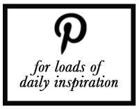 Follow MLL on Pinterest