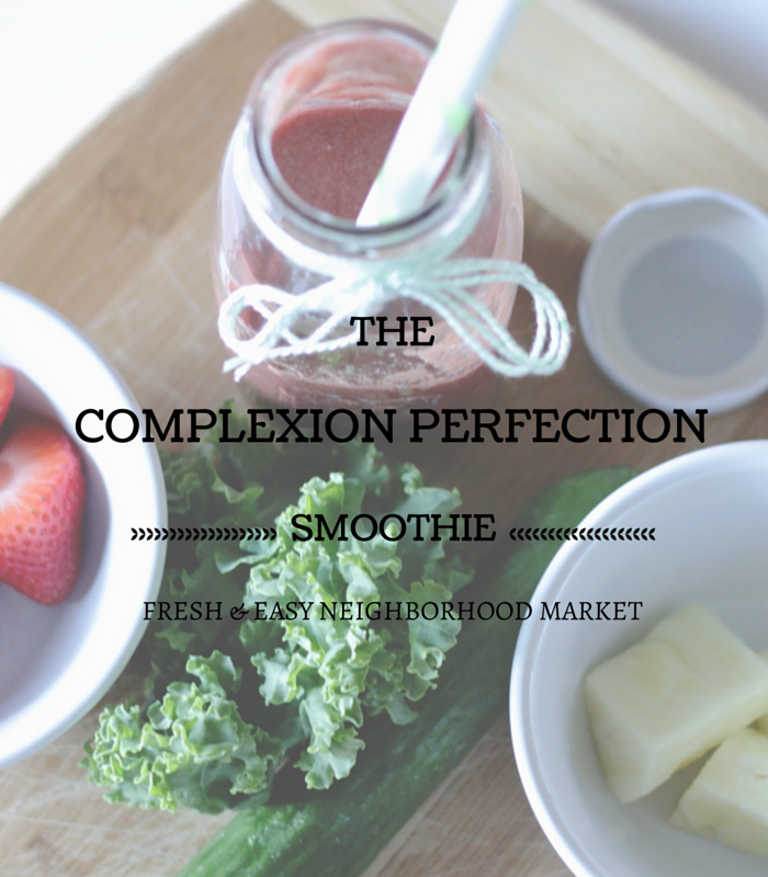 Fresh&Easy_Complexion Perfection Smoothie