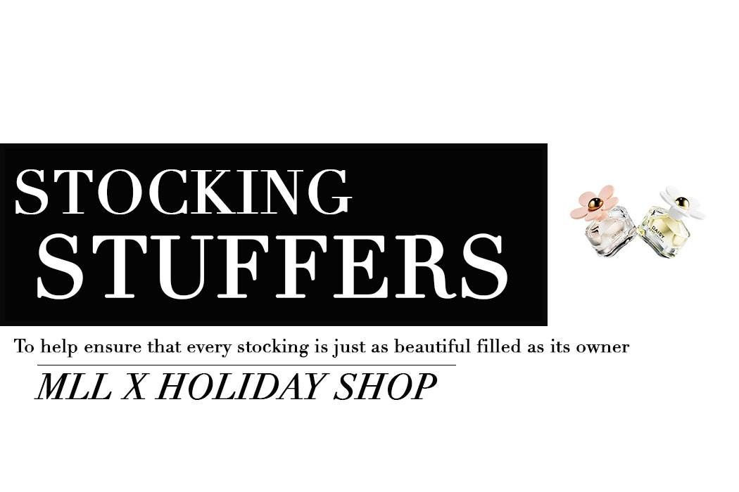 Stuck on what to get someone for the holiday? Head over to the MLL x Holiday Shop and enjoy 10 days worth of holiday gift guides for every special person in your life. Makeup Life and Love- The Stocking Stuffer Gift Guide