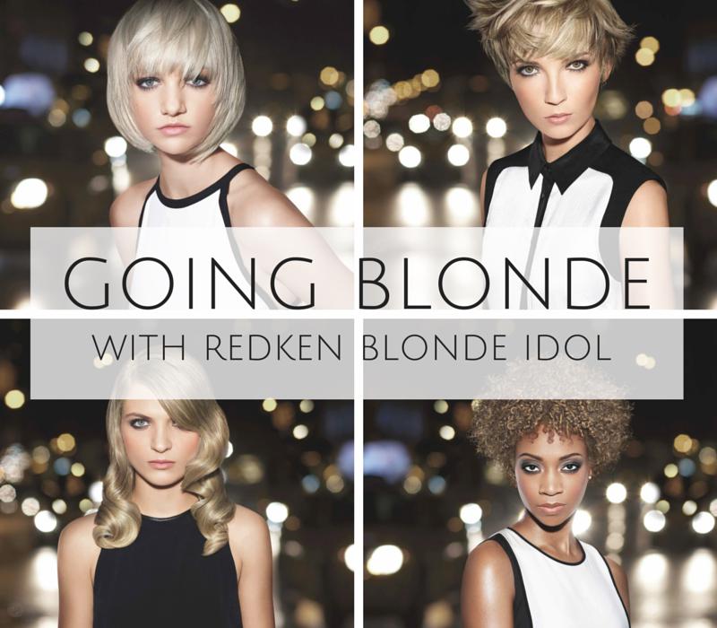 Redken- Blonde Hair-Redken Blonde Idol- Easy ways to go blonde with Redken Blonde Idol Haircare System