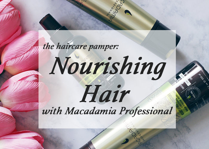Spring Beauty-Macadamia Professional Hair Care-The Beauty Council