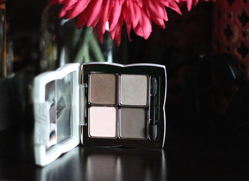 Eye Shadows Quad, Chanel Dupe, Flower Beauty