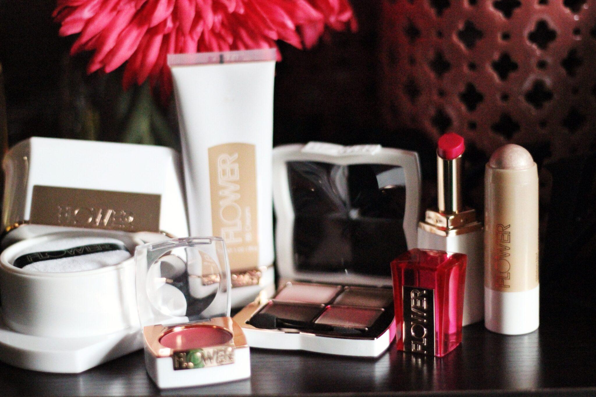 flower beauty, drugstore beauty, drew barrymore