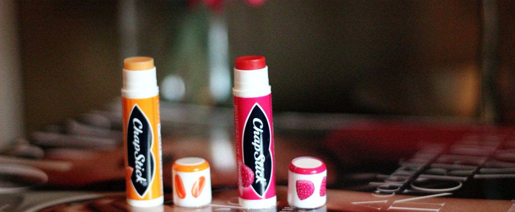 Chapstick, moisturize, hydration, spring