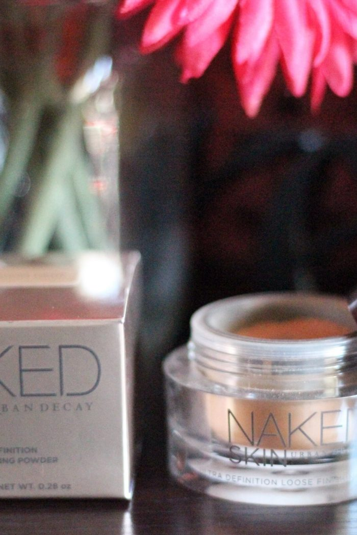 Urban Decay, Naked Skin, Loose powder, Setting powder, powder