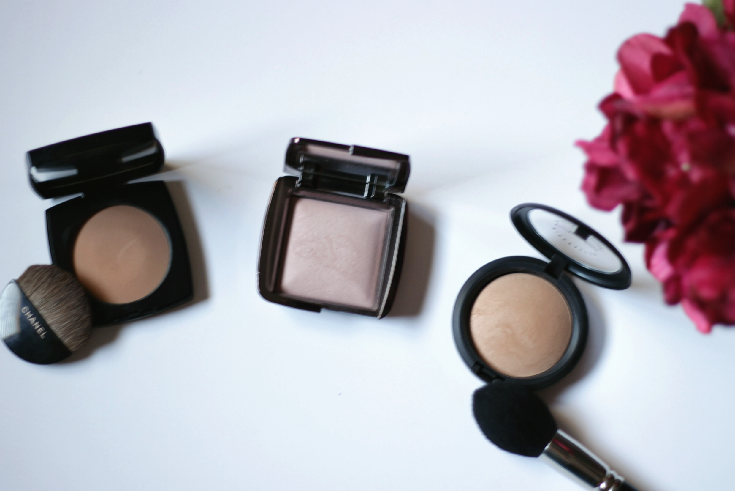 CHANEL, Hourglass, MAC, powder, healthy skin