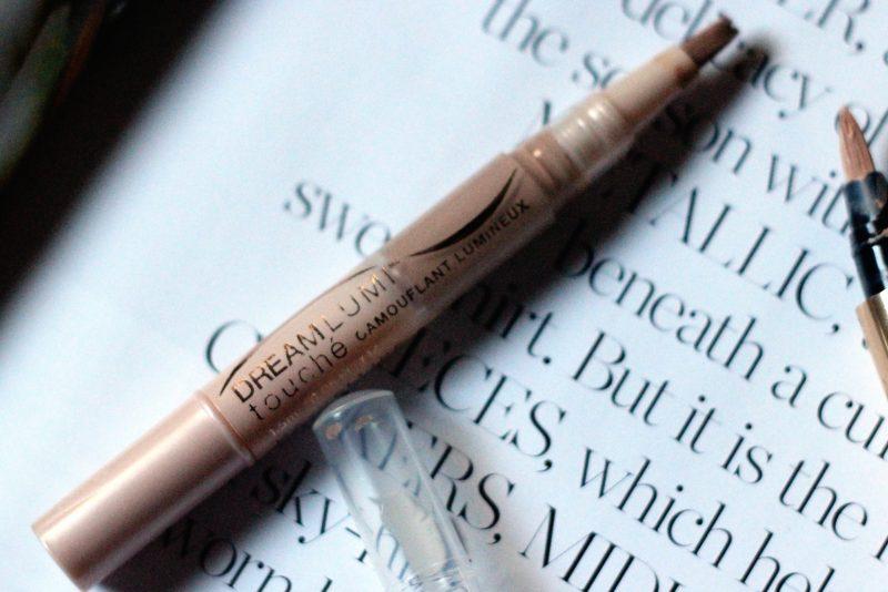 Maybelline, Lumi, Touche Eclat, makeup