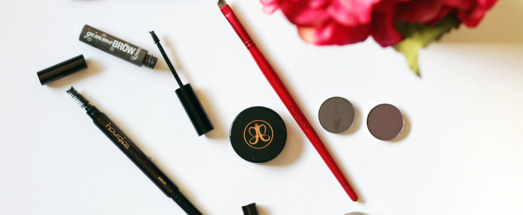 MakeupLifeLove-Brows-Hourglass-Benefit-Anastasia-MAC