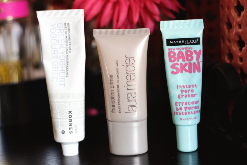 MakeupLifeLove-Primers-Korres-LauraMercier-Maybelline