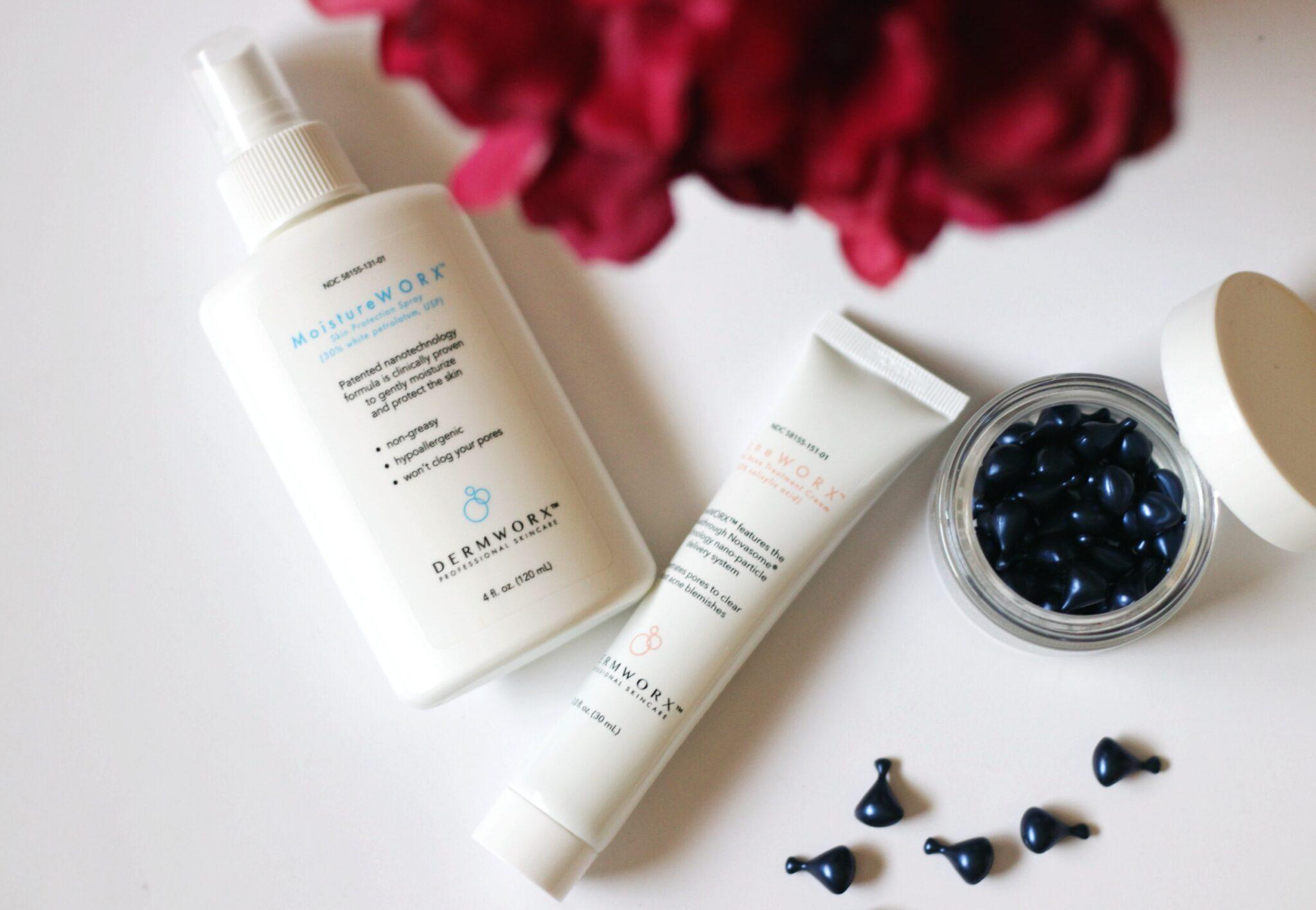Professional-Skin-Care-DermWorx-beauty- acne-moisture-serum