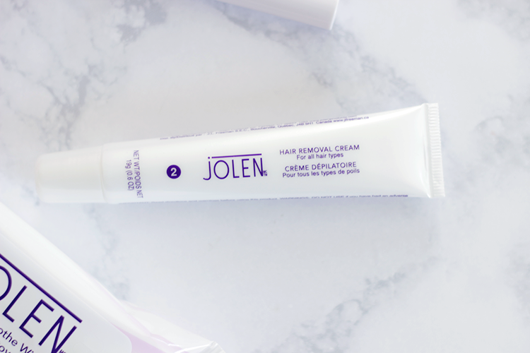 JOLEN-HAIR-REMOVAL-KIT-HAIRLESS-#BleachtoBarewithJolen- #GoConfidently