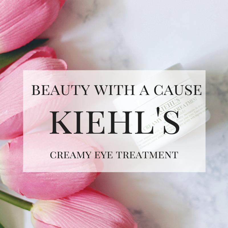 Kiehl's- Eye Cream- Earth Day- Going Green