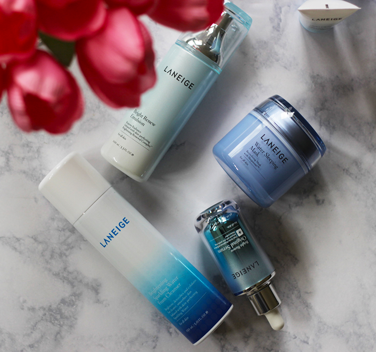 Laneige- TargetStyle- #targetstyle- beauty-skincare-Korean Beauty-Korean Skincare- 5 steps- skincare routine- Easy tips on how to get glowing skin and incorporate a Korean Skincare take into your regimen-target