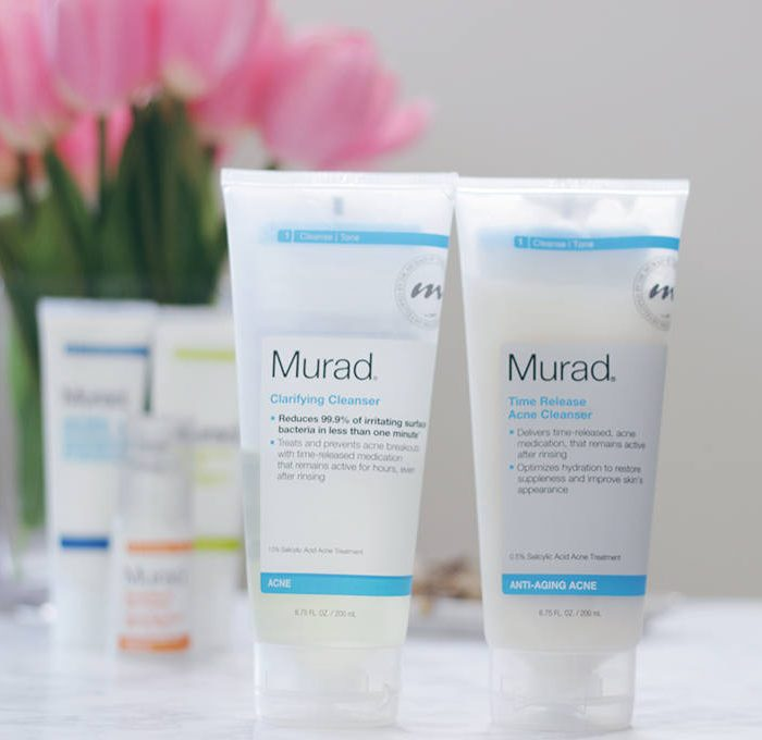 Tired of acne? Then you NEED to keep reading and find out how Murad Skincare and their two Acne cleansers will literally change your life. Time to say goodbye to acne and hello to clear skin. - Acne- MakeupLifeLove- https://makeuplifelove.com